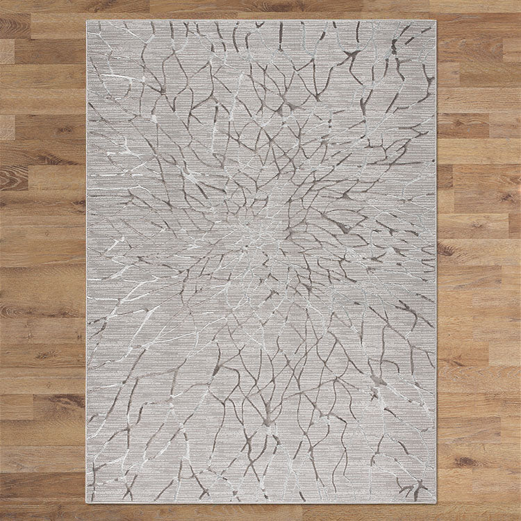 Lotos Bank Grey Rug