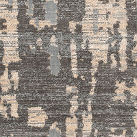 Lotos Braid Grey Runner Rug
