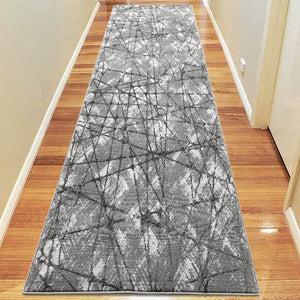 Lotos Versatile Grey Runner Rug