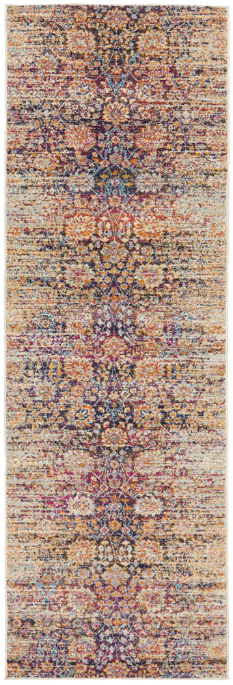 Zolan Transitional Multi Runner Rug