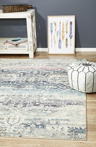 Gallery Prado Blue Rug
