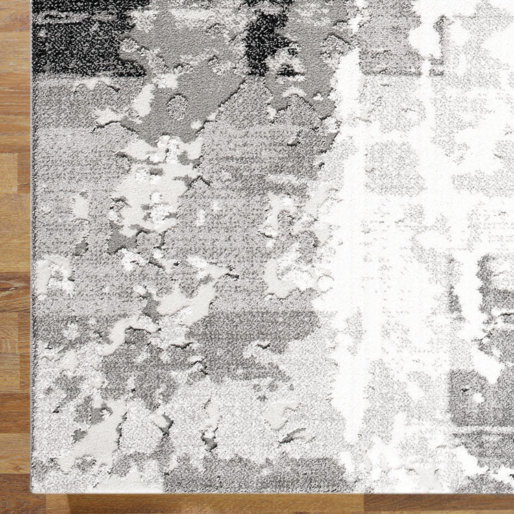 Unimaxim Motto Grey Runner Rug