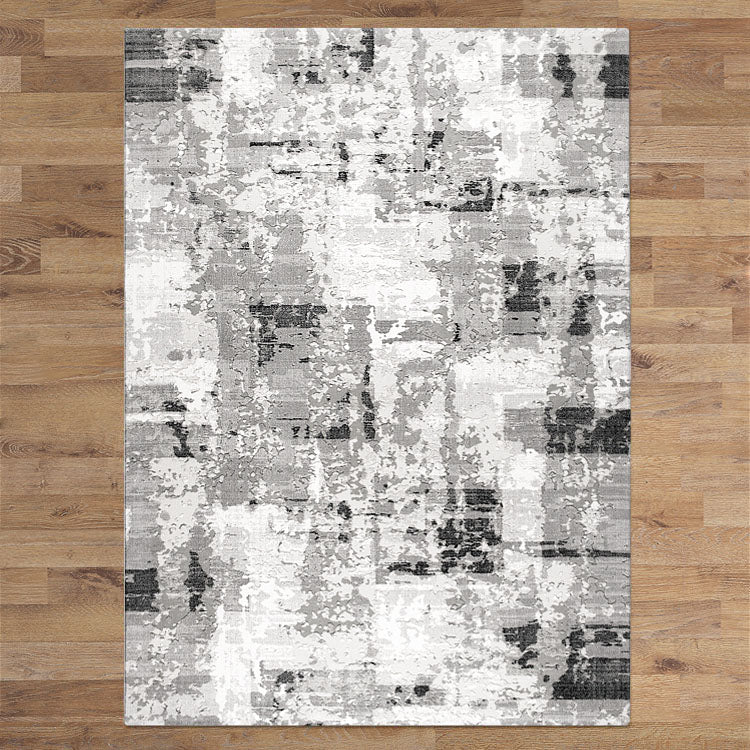 Unimaxim Motto Grey Rug