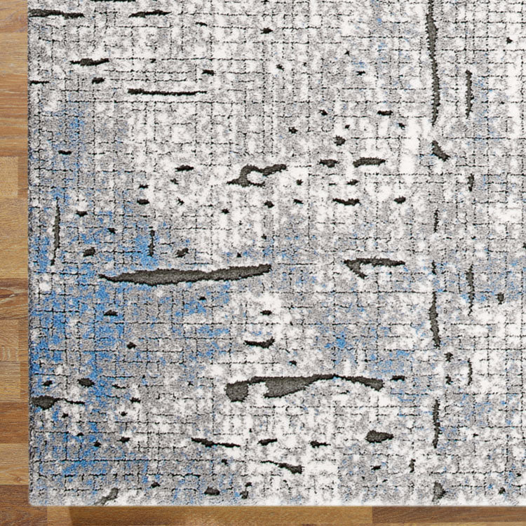 Unimaxim Origin Blue Runner Rug