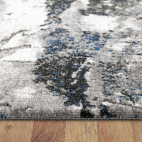 Unimaxim Stage Blue Runner Rug