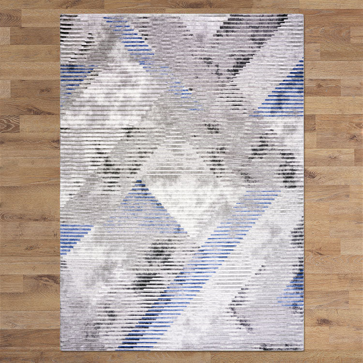 Unimaxim Element Blue Rug