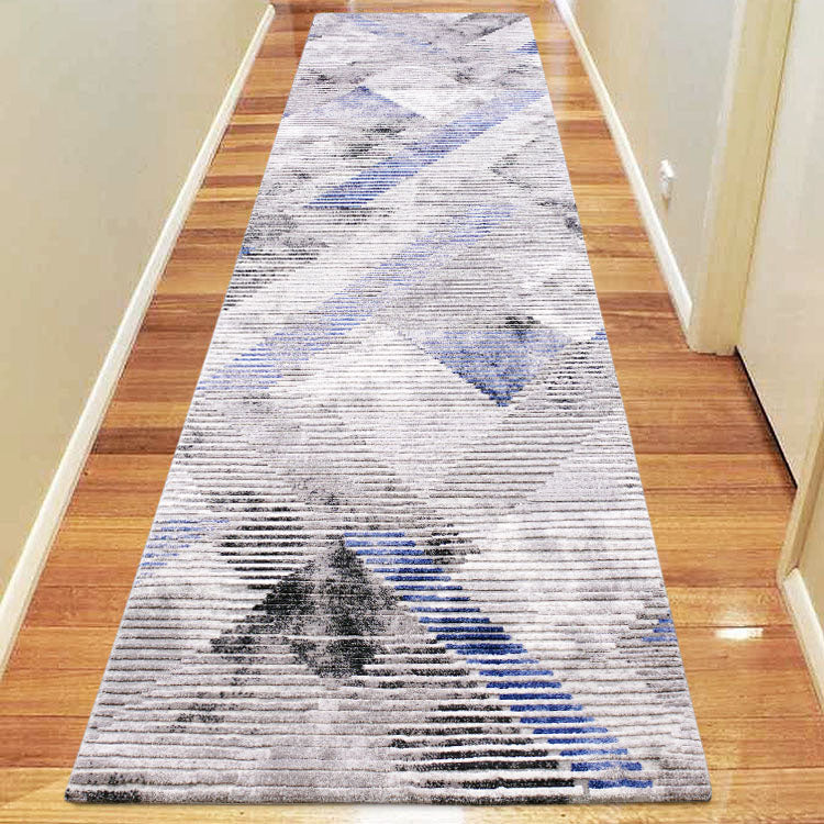 Unimaxim Element Blue Runner Rug