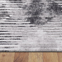 Unimaxim Element Grey Runner Rug