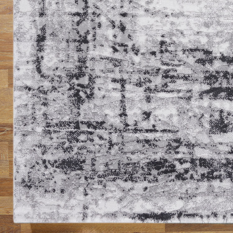 Unimaxim Point Grey Runner Rug