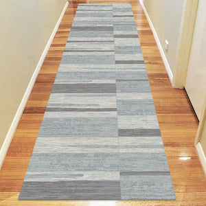 Moonshine Sonata Grey Runner Rug