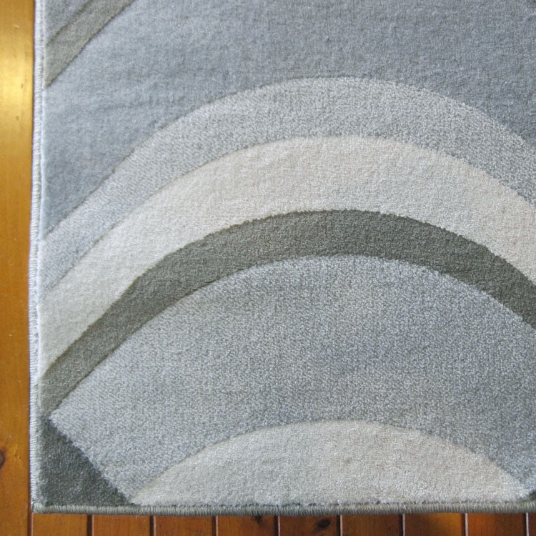 Moonshine Shadow Grey Runner Rug