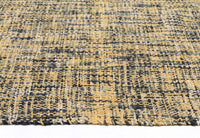 Sunshine Cotton Flat woven Yellow Rug