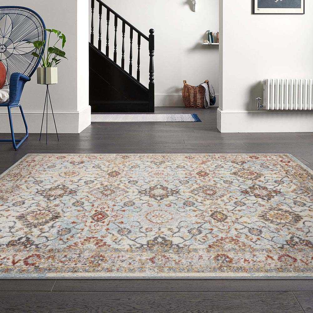 Cambria Spring light Blue Rug