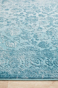 Luxuriance Marion Blue Rug