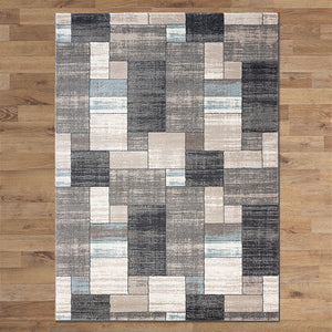 Odor Orchid Grey Rug