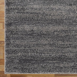 Odor Pansy Grey Runner Rug