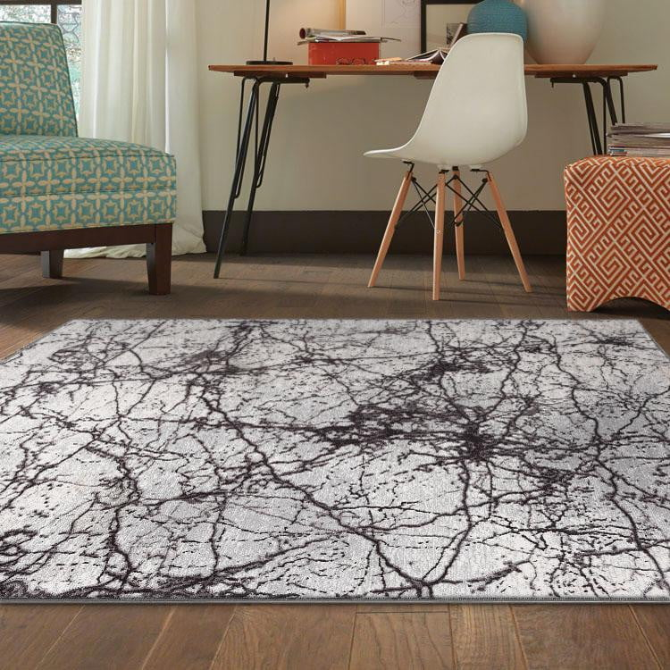 Creation Piece Light Grey Rug