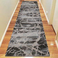 Fortune Chance Ash Runner Rug