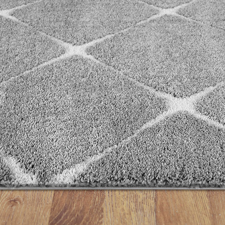 Land Tundra Grey Runner Rug