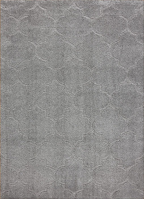 Land Steppe Grey Runner Rug