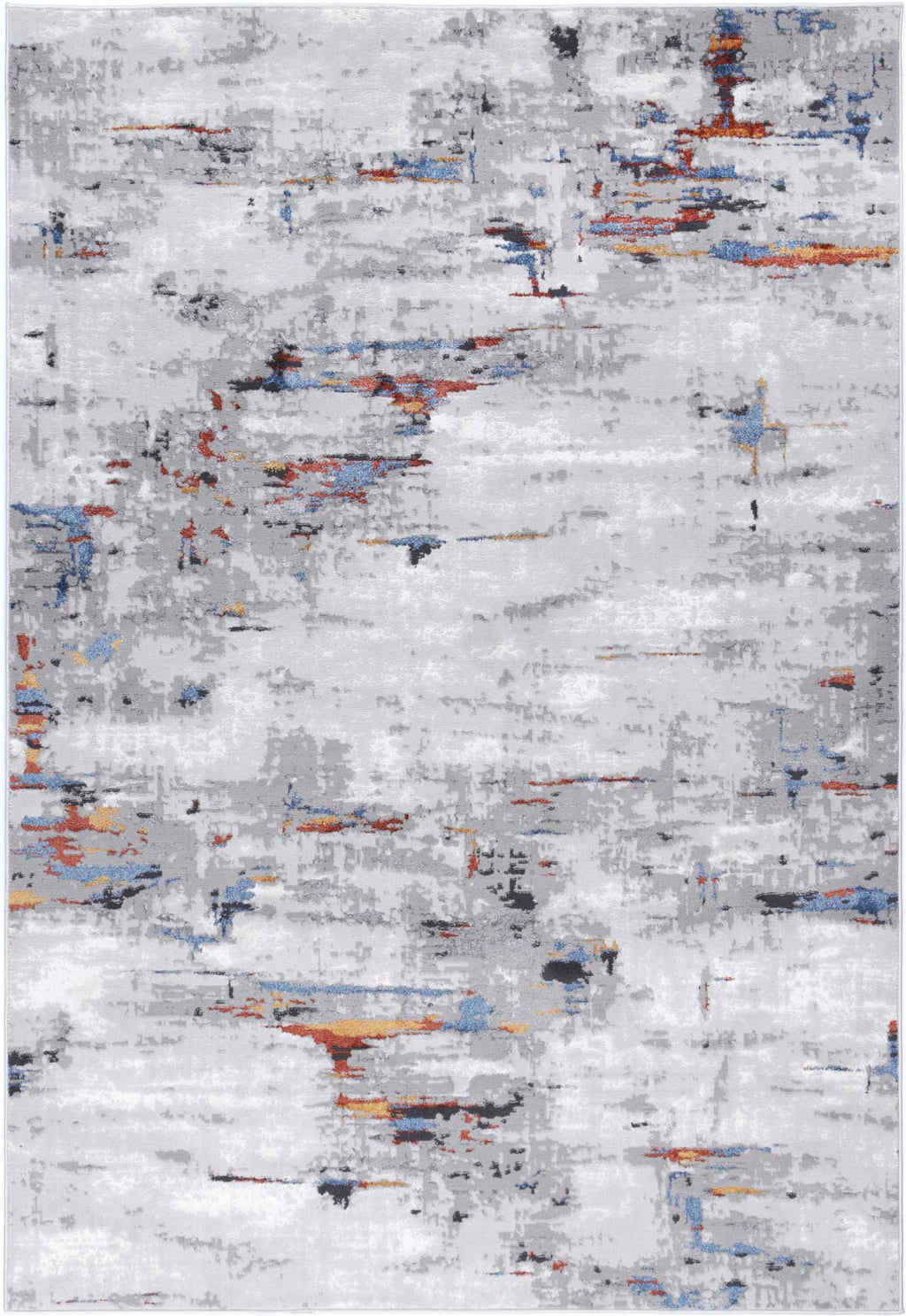 Isaiah Multi Soft Abstract Rug
