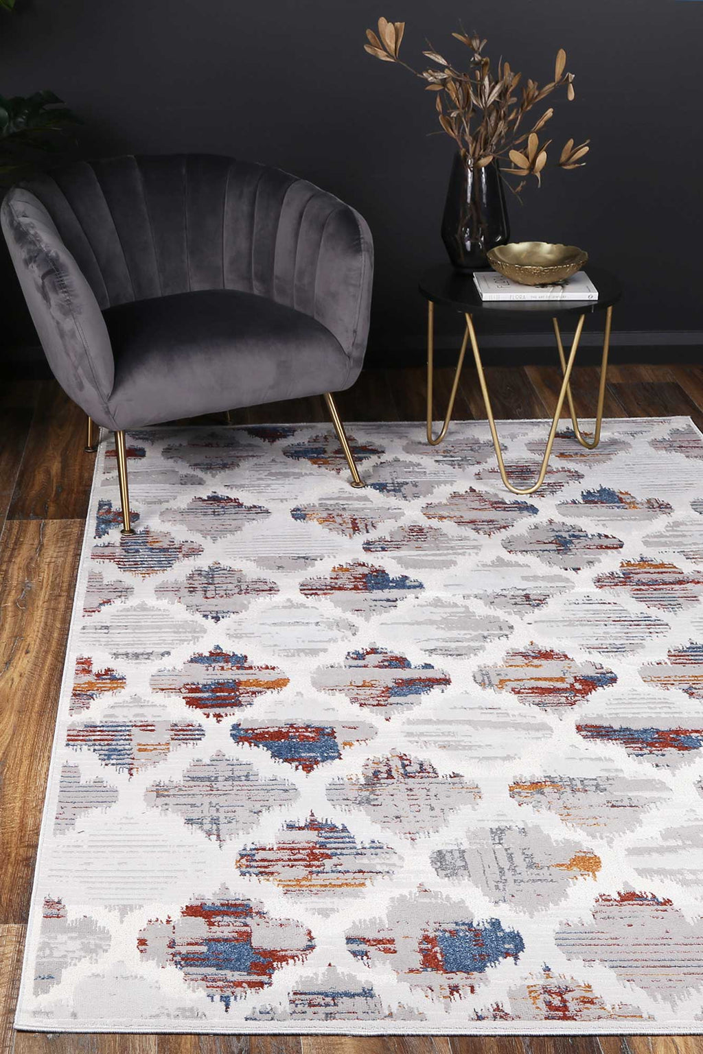 Isaiah Multi Lattice Rug