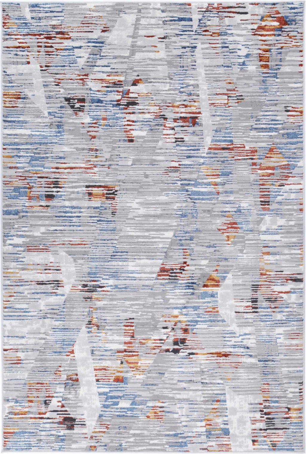 Isaiah Multi Abstract Rug