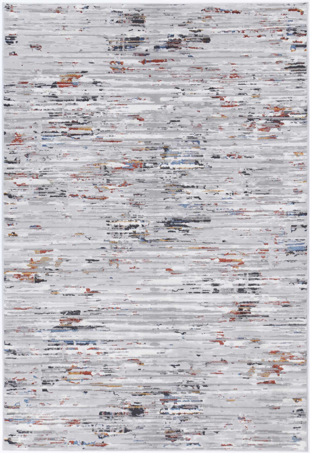 Isaiah Soft Multi Abstract Rug