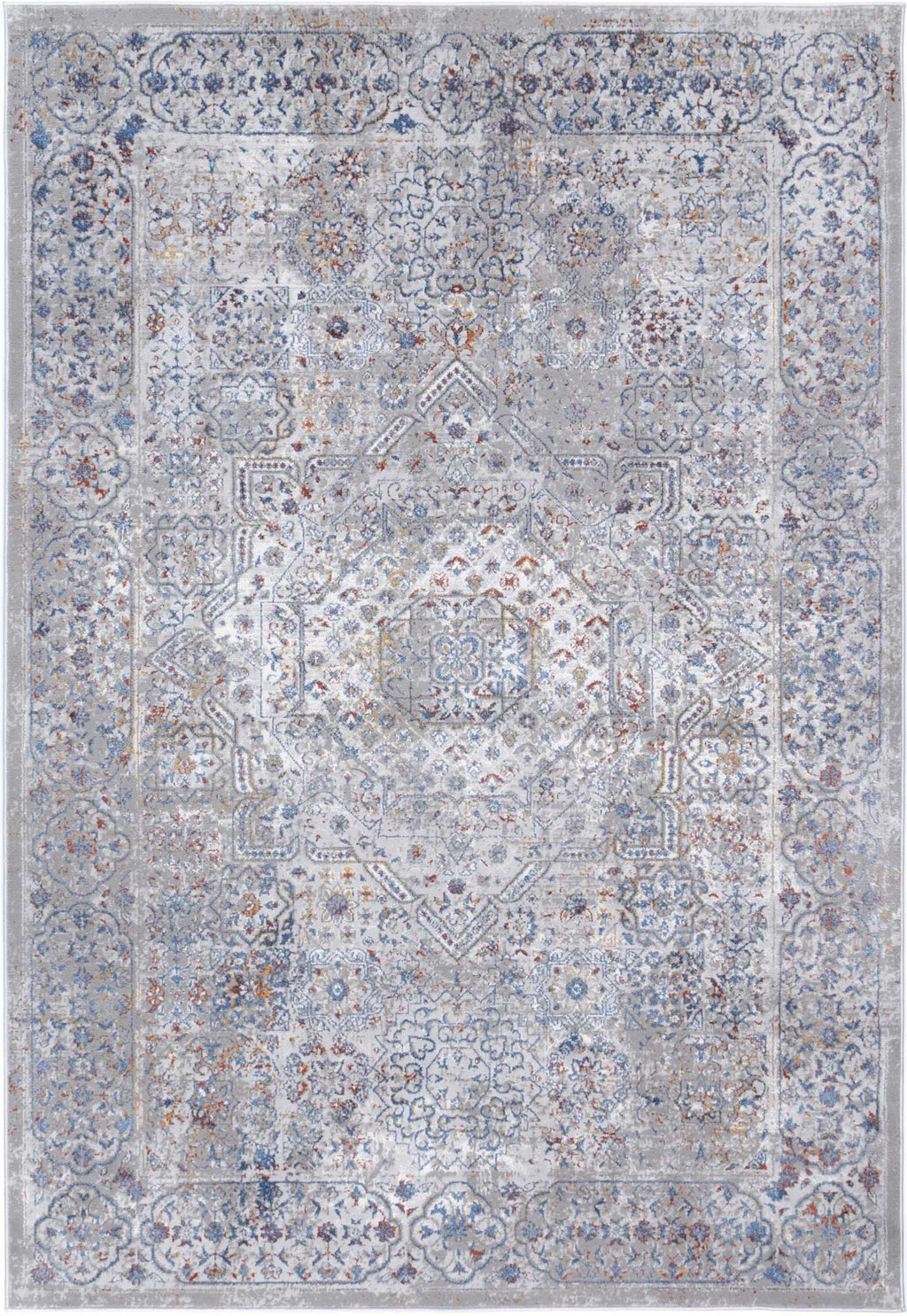 Isaiah Multi Transitional Rug