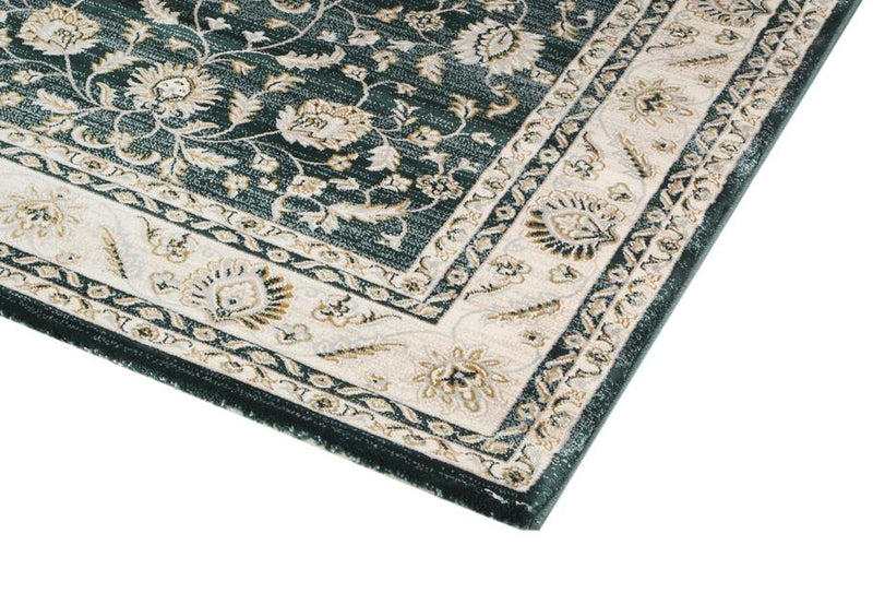 Prig Stiff Navy Cream Rug