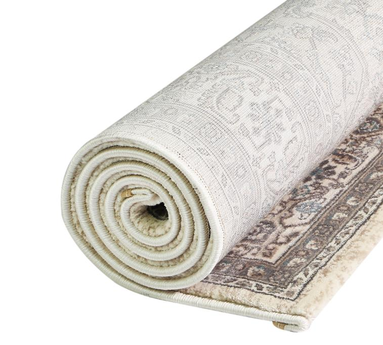 Prig Smarty Grey Cream Rug