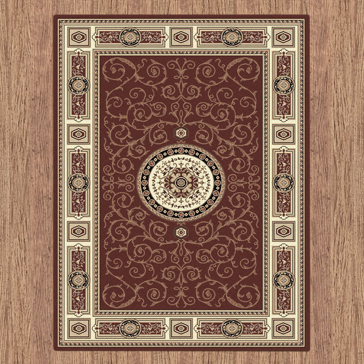 Palace Fancy Brown Rug
