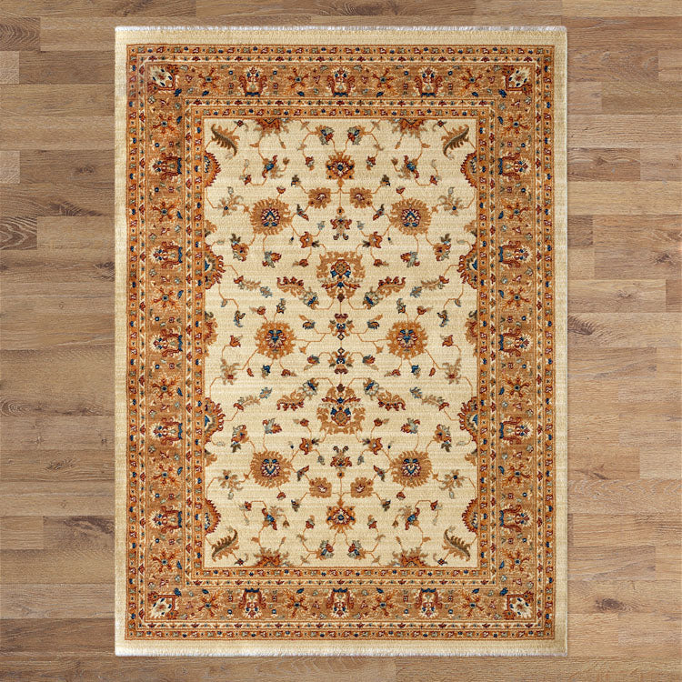 Persian Antique Ivory Rug