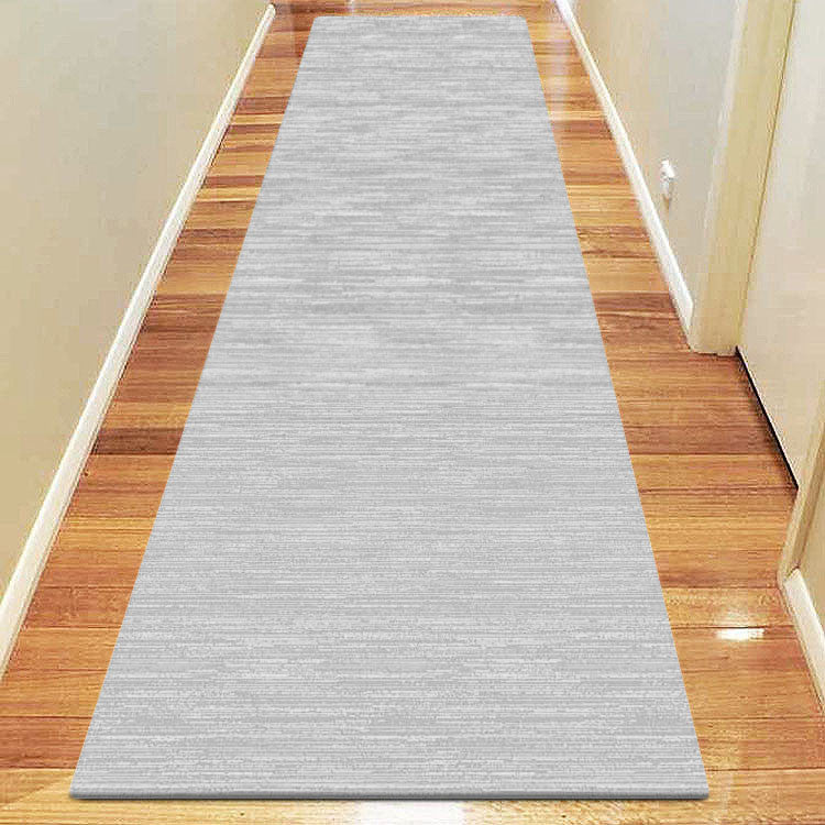 Polo Collection 3121 Grey Runner Rug