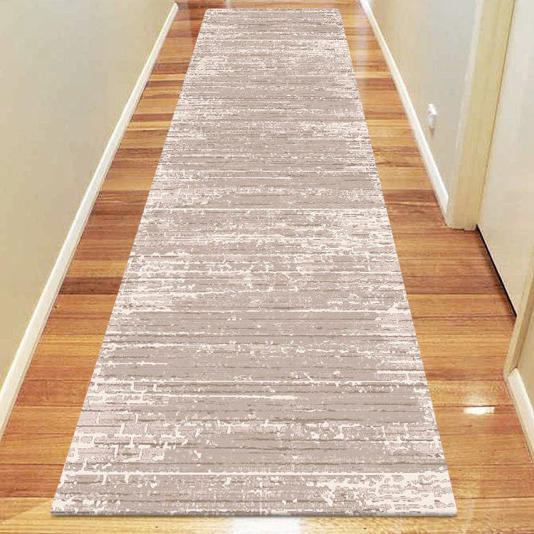 Polo Collection 3818 Beige Runner Rug