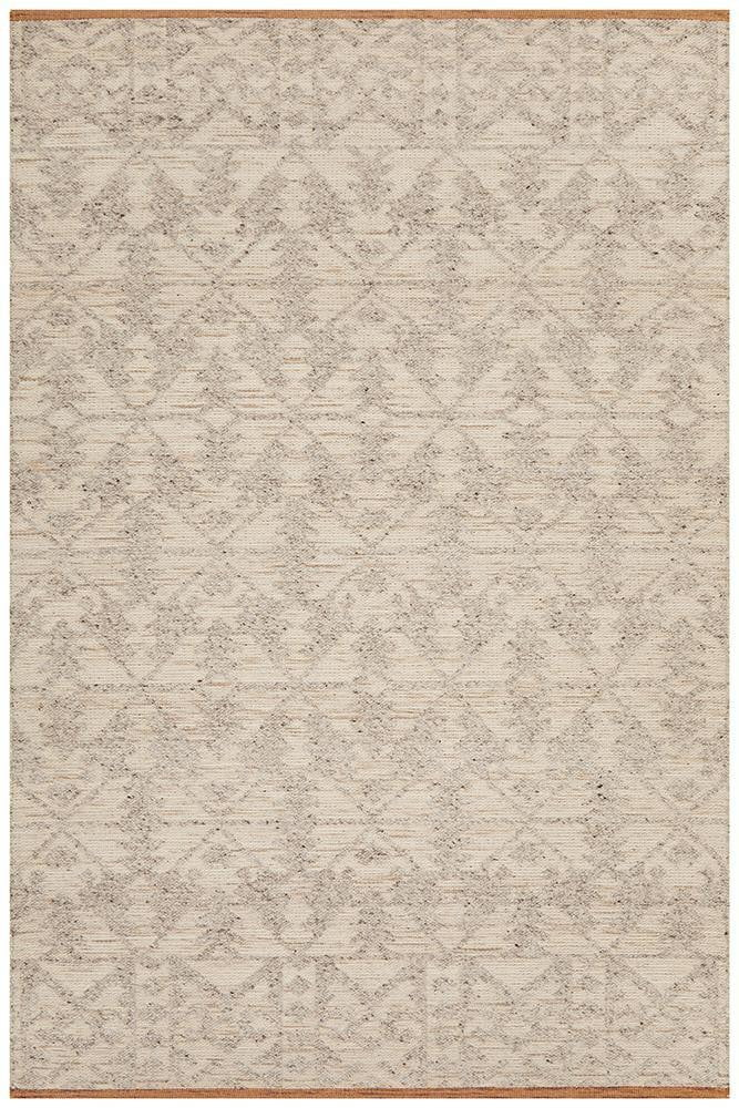 Artifact Loci Natural Rust Rug