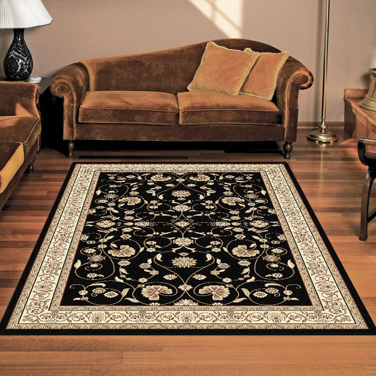 Nobel Glorious Black Rug