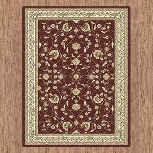 Nobel Glorious Brown Rug