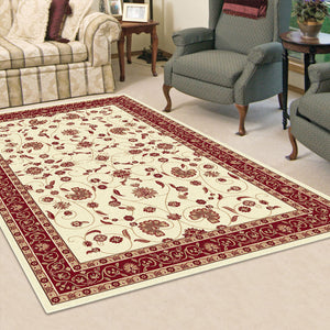 Nobel Glorious Cream Runner Rug