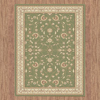 Nobel Glorious Green Rug