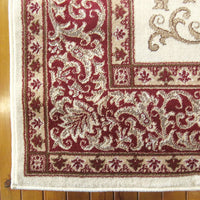 Nobel Queen Cream Rug