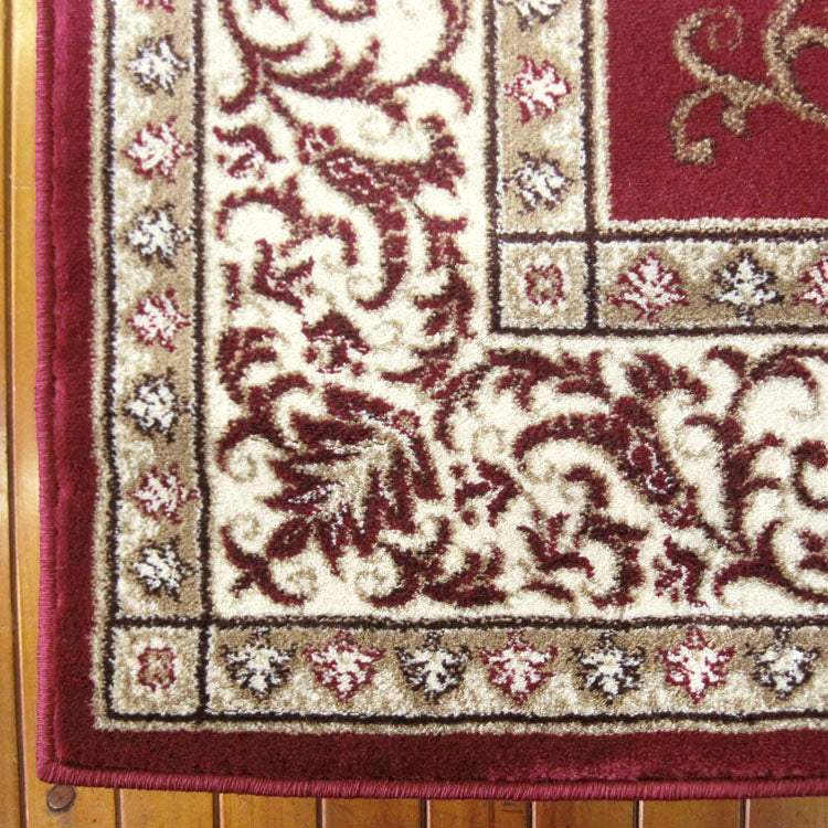 Nobel Queen Red Rug