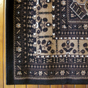 Nobel Proud Black Rug
