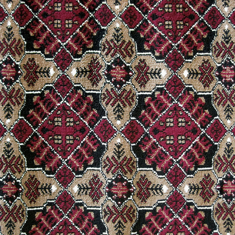 Nobel Proud Red Rug