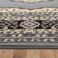 Ruby Honor Grey Rug