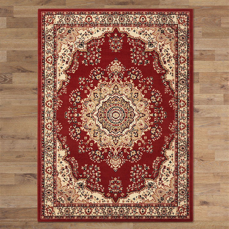 Ruby Honor Red Rug