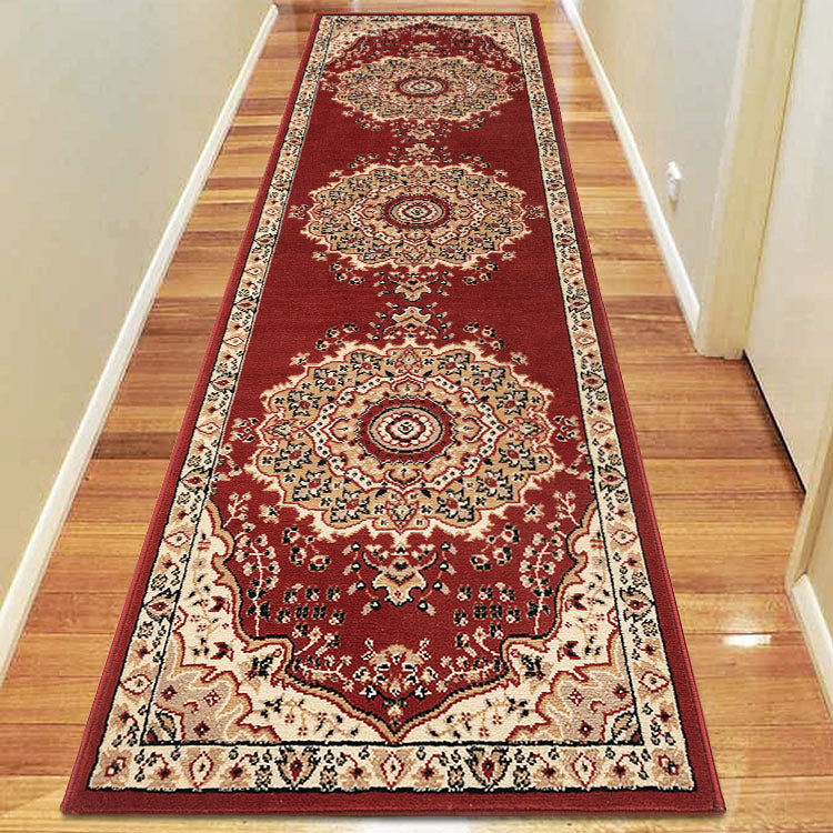 Ruby Honor Red Runner Rug