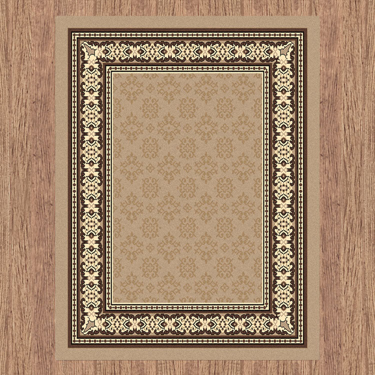 Ruby Craze Beige Rug