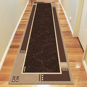 Ruby Delight Brown Rug