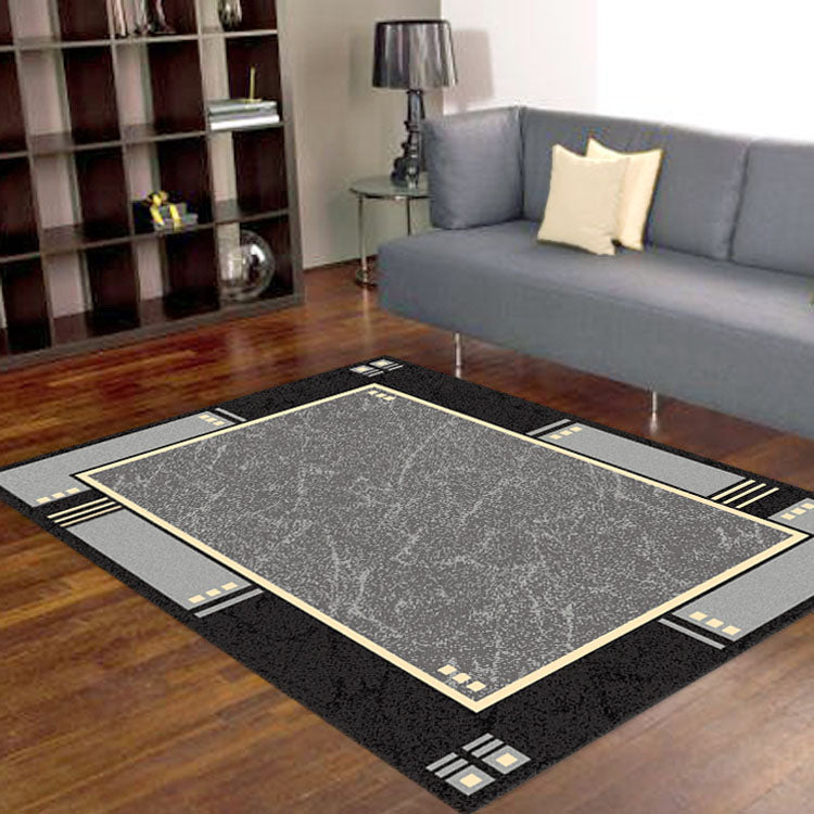 Ruby Delight Grey Rug
